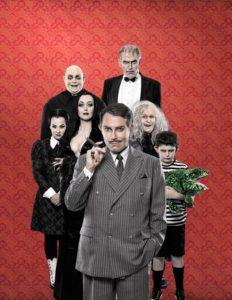 Gerhard Karzel, Addams Family