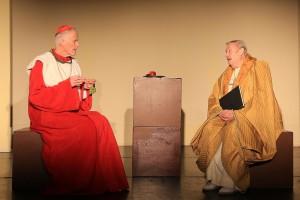 Gerhard Karzel, Becket oder die Ehre Gottes